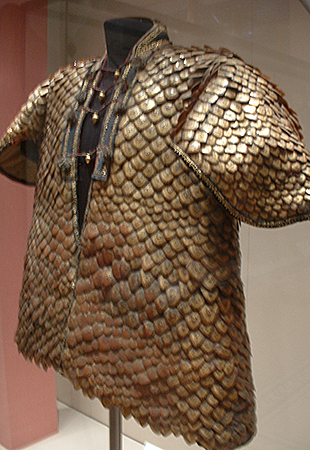 Coat_of_Pangolin_scales